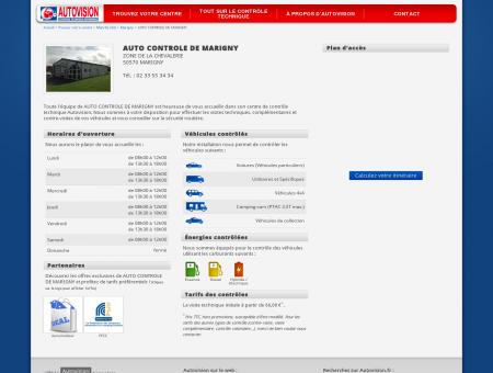 Centre de contrôle technique AUTO...
