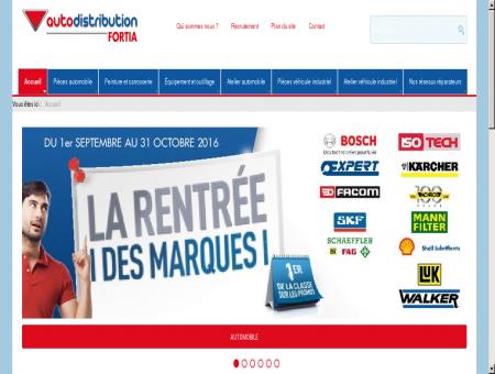 Autodistribution Fortia - Spécialiste vente et ...