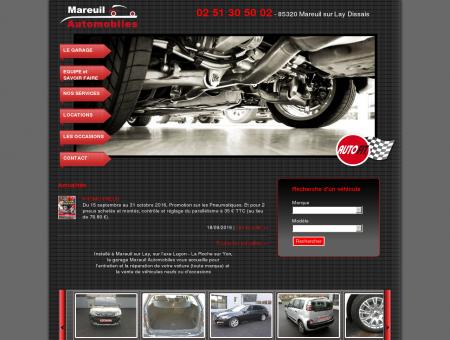Garage Mareuil Automobiles - entretien...
