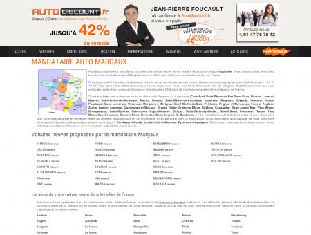 Mandataire auto Margaux (Aquitaine), acheter...
