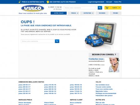Centre Auto Vulco LONGUENESSE (62219) -...