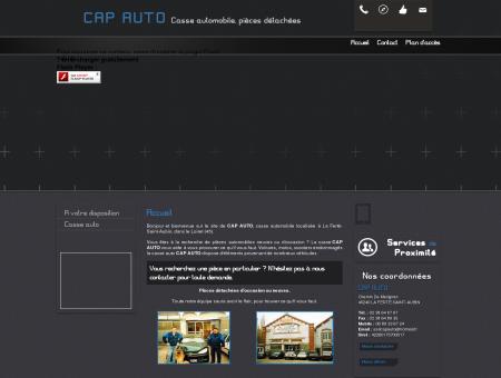 Casse auto 45 - CAP AUTO : casse automobile,...