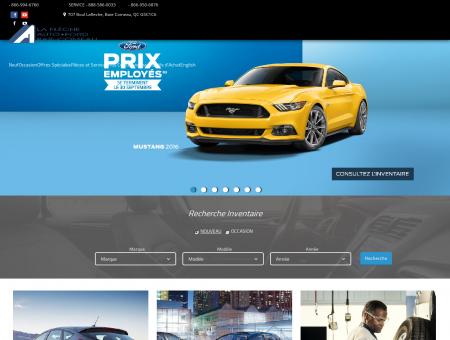La Flèche Auto - Your Baie Comeau Quebec Ford dealer for ...