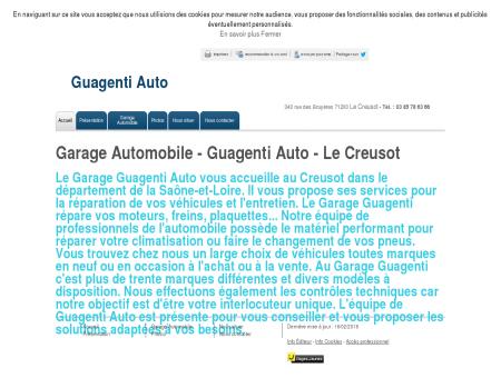 Garages automobiles - Guagenti Auto à Le...