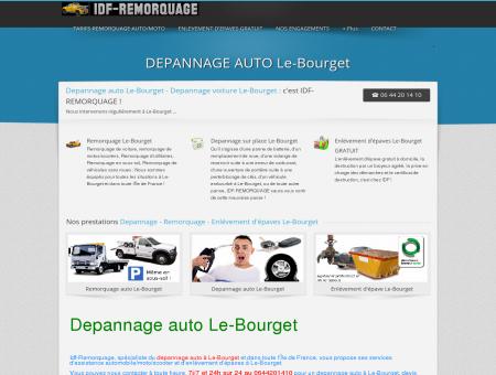 DEPANNAGE AUTO Le-Bourget -...