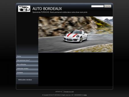 Auto-Bordeaux Vehicules neufs et occasions Le...