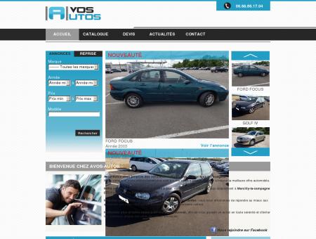 AVOS AUTOS - Vente de véhicules d'occasion...