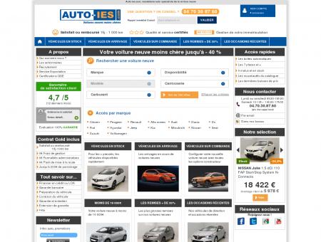 Mandataire Auto-IES.com: Achat de voiture...