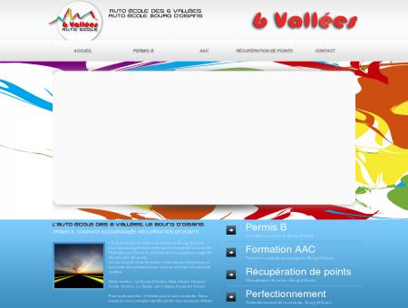 L'auto École des 6 Vallées, le Bourg d'Oisans