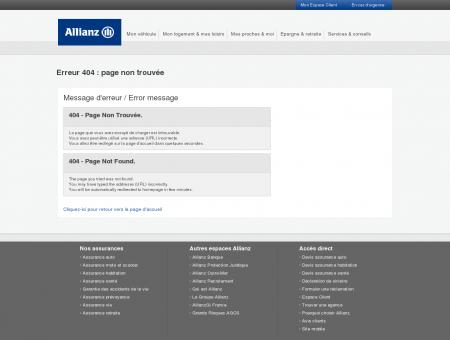 Votre Agence Allianz - Allianz | Assurance auto,...