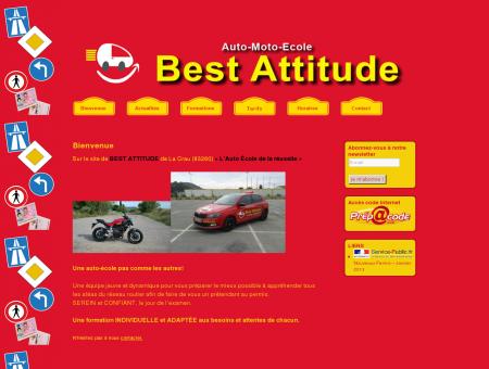 Auto Moto Ecole Best Attitude la crau   auto...