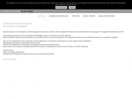 Auto Net à Lachapelle-Sous-Aubenas en...