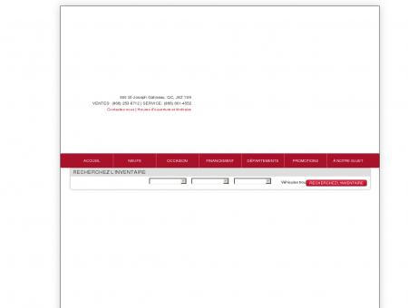 Lachapelle Buick GMC | Concessionnaire GM à...