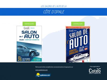 Salon Auto Cote d'Opale :: Accueil