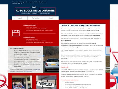 L'Auto Ecole de la Lomagne vous accueille à...