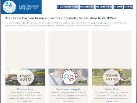 Auto Ecole Enghien : Réussir son permis !