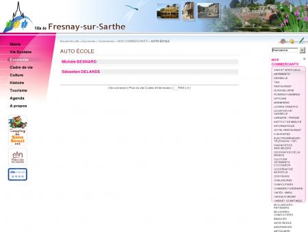 AUTO ÉCOLE - Fresnay sur Sarthe