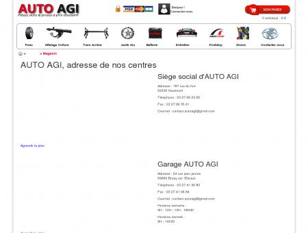 AUTO AGI : Auto Agi Valenciennes - Haumont ...