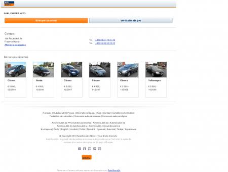 Garage: EXPERT AUTO à , 62218 HARNES |...