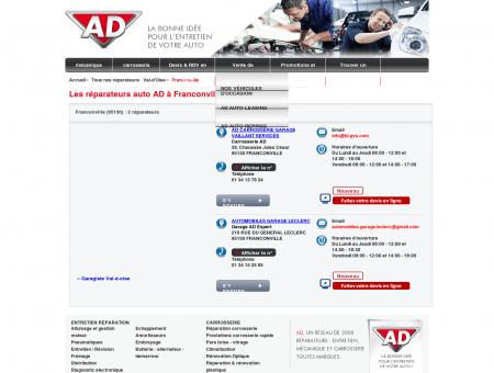 Les réparateurs auto à Franconville (95130) -...