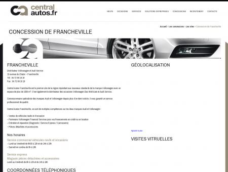 Concession de Francheville  - Voiture...