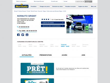 Norauto Grigny - Garage GRIGNY, centre auto...
