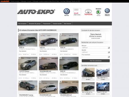 AUTO EXPO - VOLKSWAGEN HAZEBROUCK...