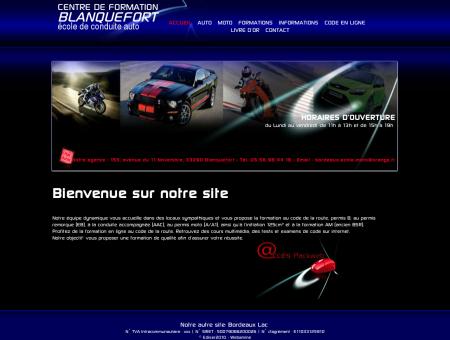 Accueil - Centre de formation Blanquefort...