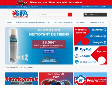 Pièces détachées automobile - Sifa Pièces Auto
