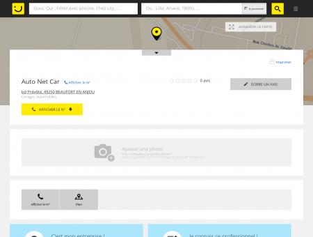 Auto Net Car, garage automobile - Beaufort...