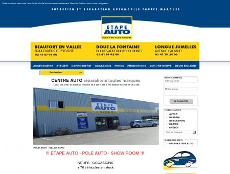 ETAPE AUTO 49 CENTRE AUTO - BEAUFORT -...