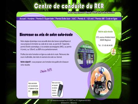 Ecole de conduite du RER - Auto-école à...