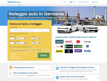 Autonoleggio Germania | Rentalcars.com
