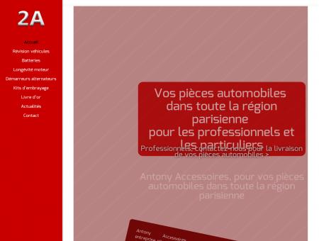 Accessoires voitures automobiles- Antony -...