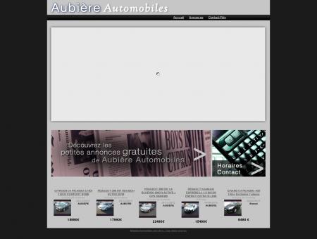 Aubiere Automobiles - Accueil