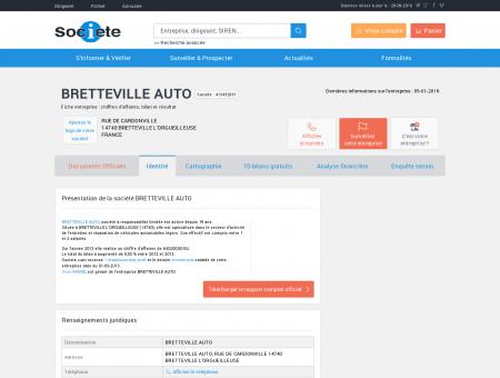 BRETTEVILLE AUTO (BRETTEVILLE...