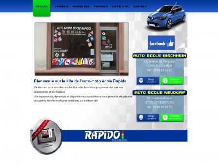 Auto Moto-école Rapido - Bischheim -...