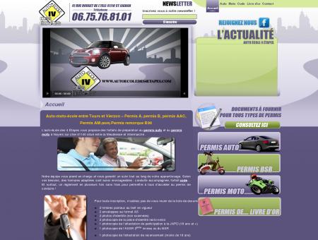 Auto-école des 4 Étapes : permis auto, permis...