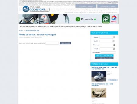 Garage/ concessionnaire ST AIGNAN (41) -...