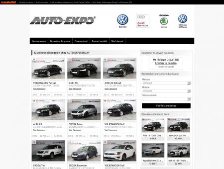 AUTO EXPO - VOLKSWAGEN BRUAY LA...
