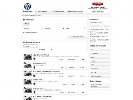 AUTO EXPO BRUAY : Concessionnaire SKODA...