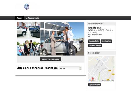 AUTO EXPO BRUAY : vente véhicules occasion,...