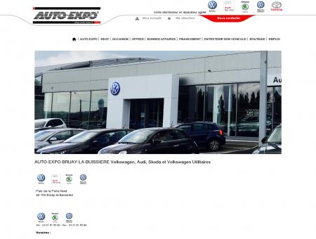 AUTO-EXPO BRUAY-LA-BUISSIERE...