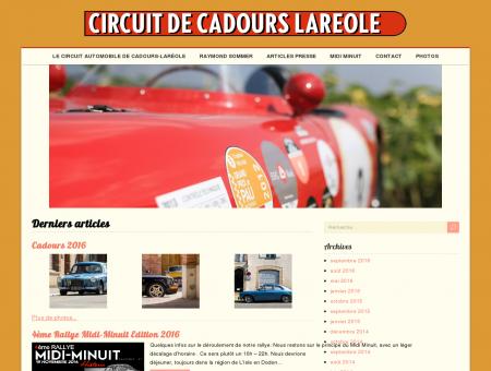 circuit de Cadours-Laréole