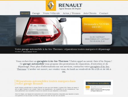 Votre garage automobile à Ax-les-Thermes :...
