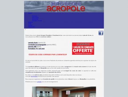 Auto-école Acropole - Castelnau le lez -...