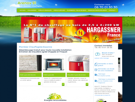 Plombier Chauffagiste Essonne