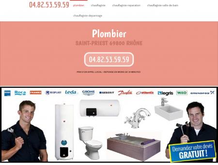 Plombier Saint-priest - Lilian salaire plombier a...