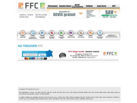 FFC près de chez vous - FFC Chauffage, SAV...