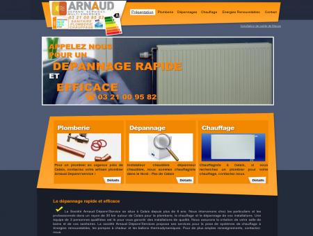 Site officiel : Chauffagiste Calais, Artisan...